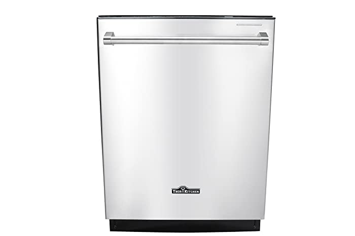 "Thorkitchen HDW2401SS 24"" Built-In Dishwasher, Stainless Steel"