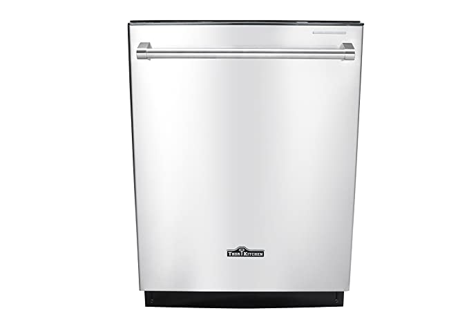 Thorkitchen HDW2401SS 24u0026quot; Built In Dishwasher, Stainless Steel