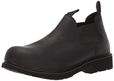 e587adbc0d6 Amazon.com: Wolverine Men's Ranchero Romeo Steel Toe Industrial Shoe ...