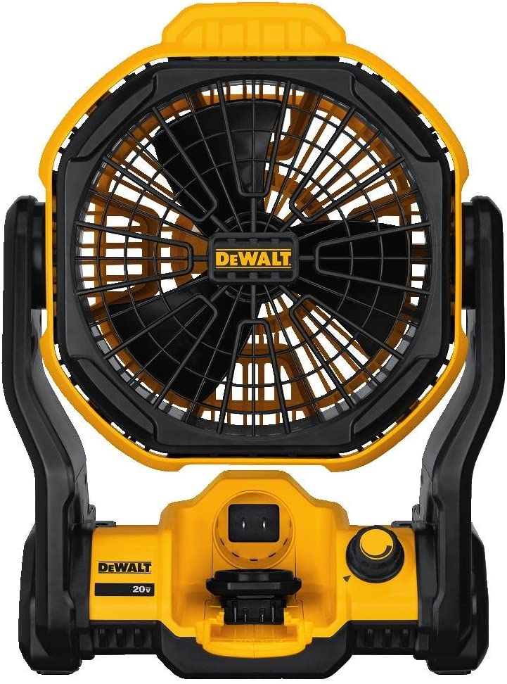 "DEWALT 20V MAX 11"" Cordless Jobsite Fan (Tool Only)"