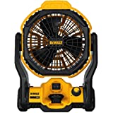 DEWALT 20V MAX Cordless Fan for Jobsite, 11-Inch, Tool Only (DCE511B)