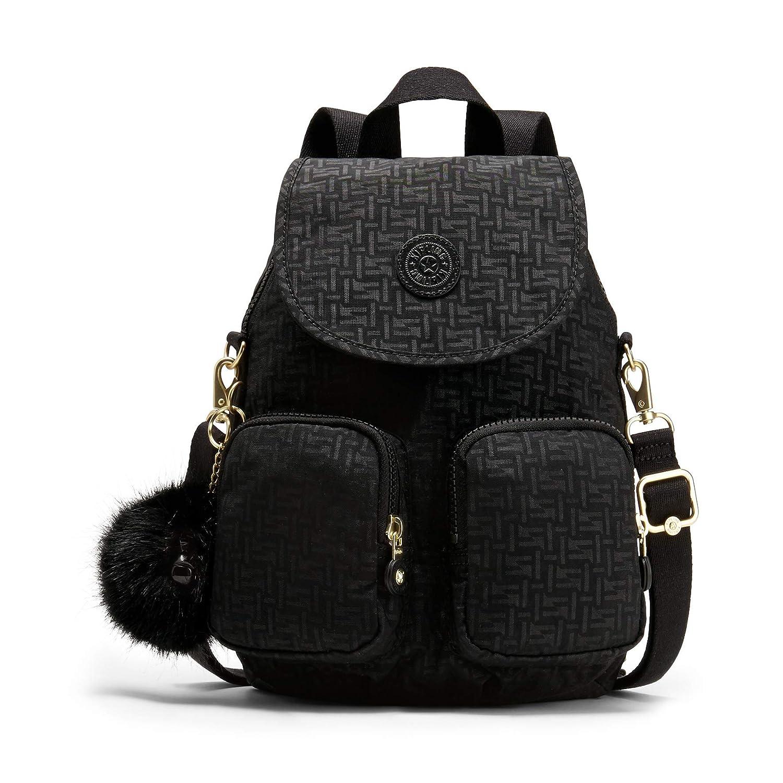 (Black (Black Pylon Emb)) - Kipling Women's Firefly Up Backpack B07BHB5FMM