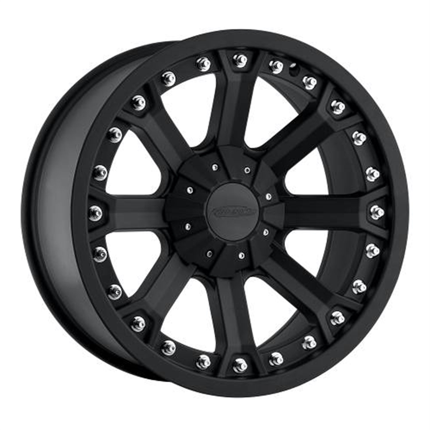 Pro Comp Alloys Series 33 Wheel with Flat Black Finish (17x9'/6x135mm) Pro Comp Wheels PXA7033-7939