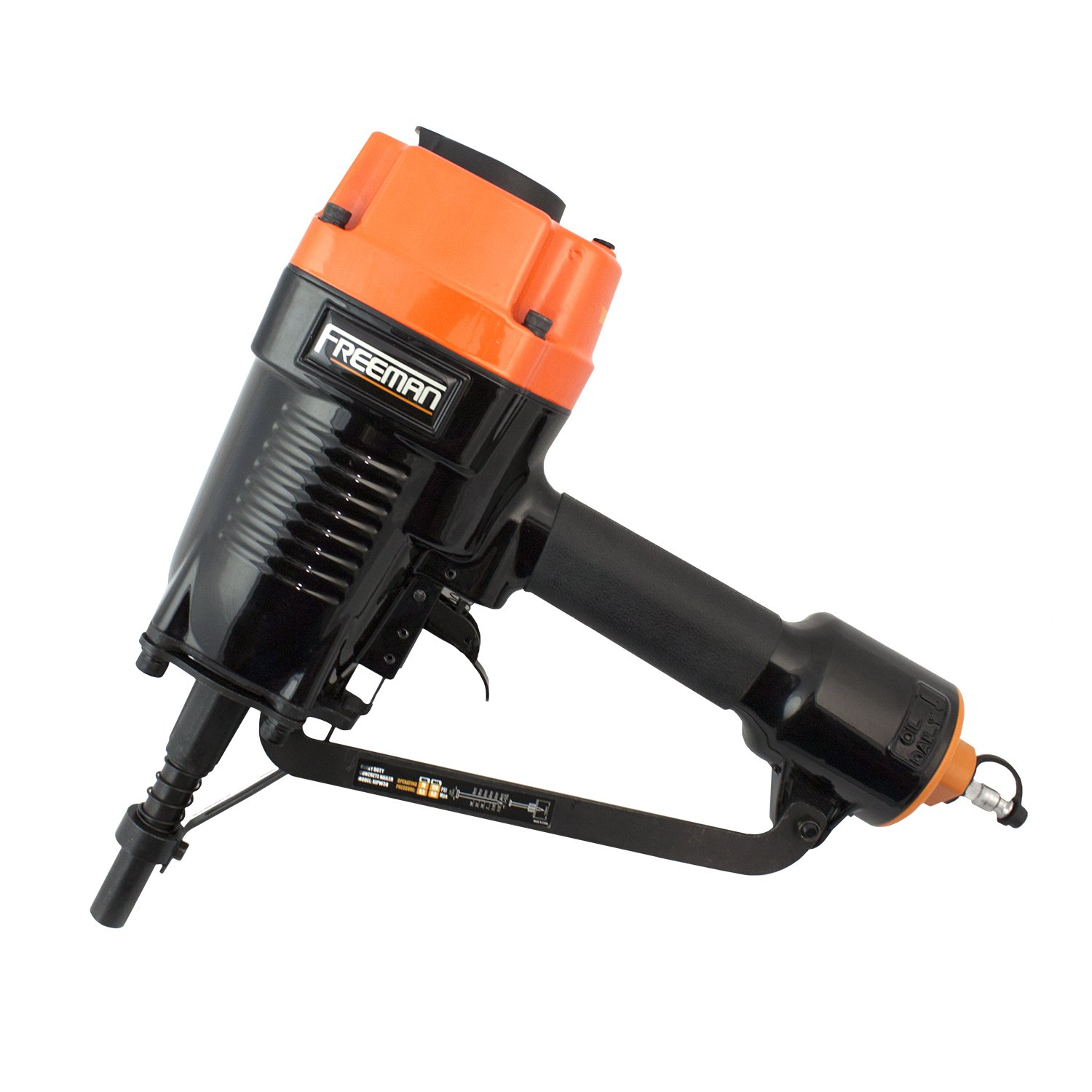 Freeman PSSCP Pneumatic Single Pin Concrete Nailer