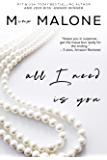 All I Need is You (The Alexanders Book 4)