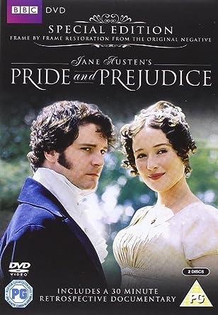 c5c2c040 Pride and Prejudice (Special Edition) [DVD] [1995]: Amazon.co.uk ...