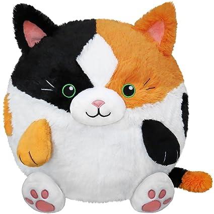 Amazon Com Squishable Calico Cat Plush 15 Toys Games