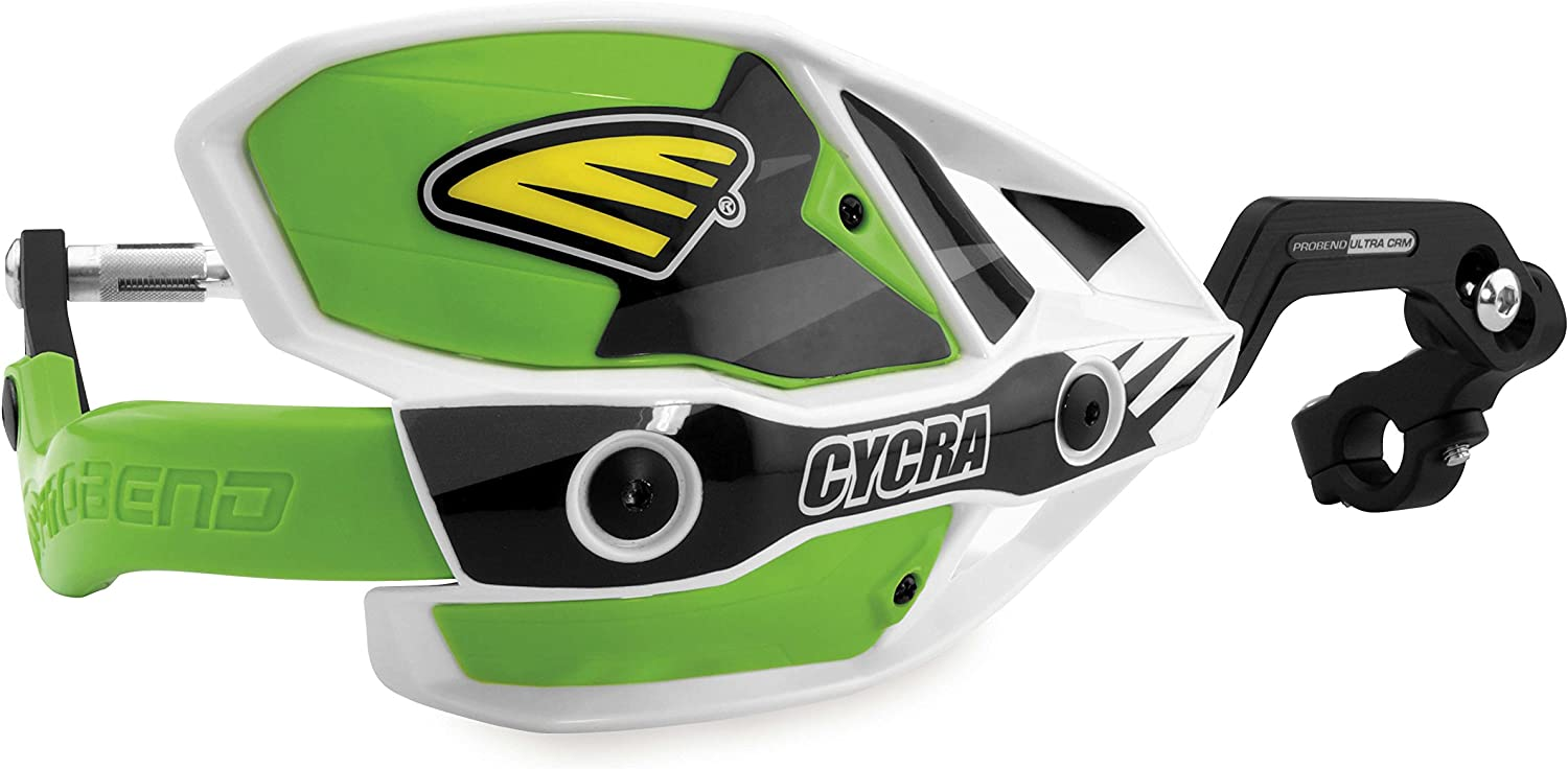 7//8 Green Cycra Probend Ultra Handguards with HCM Mount