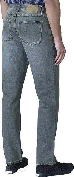f8888c87186c Rockford Groß Herren Übergröße Dirty Jeans (42