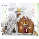Gingerbread House Cookie Cutter Kit - 10 Piece Set