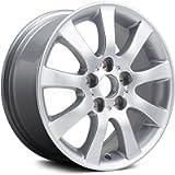 Partsynergy Replacement For New Aluminum Alloy Wheel Rim 16 Inch Fits 02-03 Lexus ES300 5-114.3mm 9 Spokes