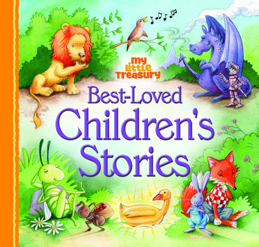 My Little Treasury Best - Loved Children's Stories - PI Kids pdf epub