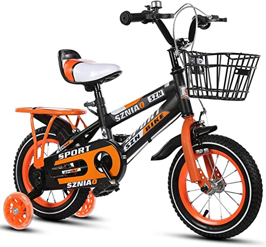 XQ- TT-29 Niño Bicicleta Coche De Estudiante Bicicletas Para Niños ...