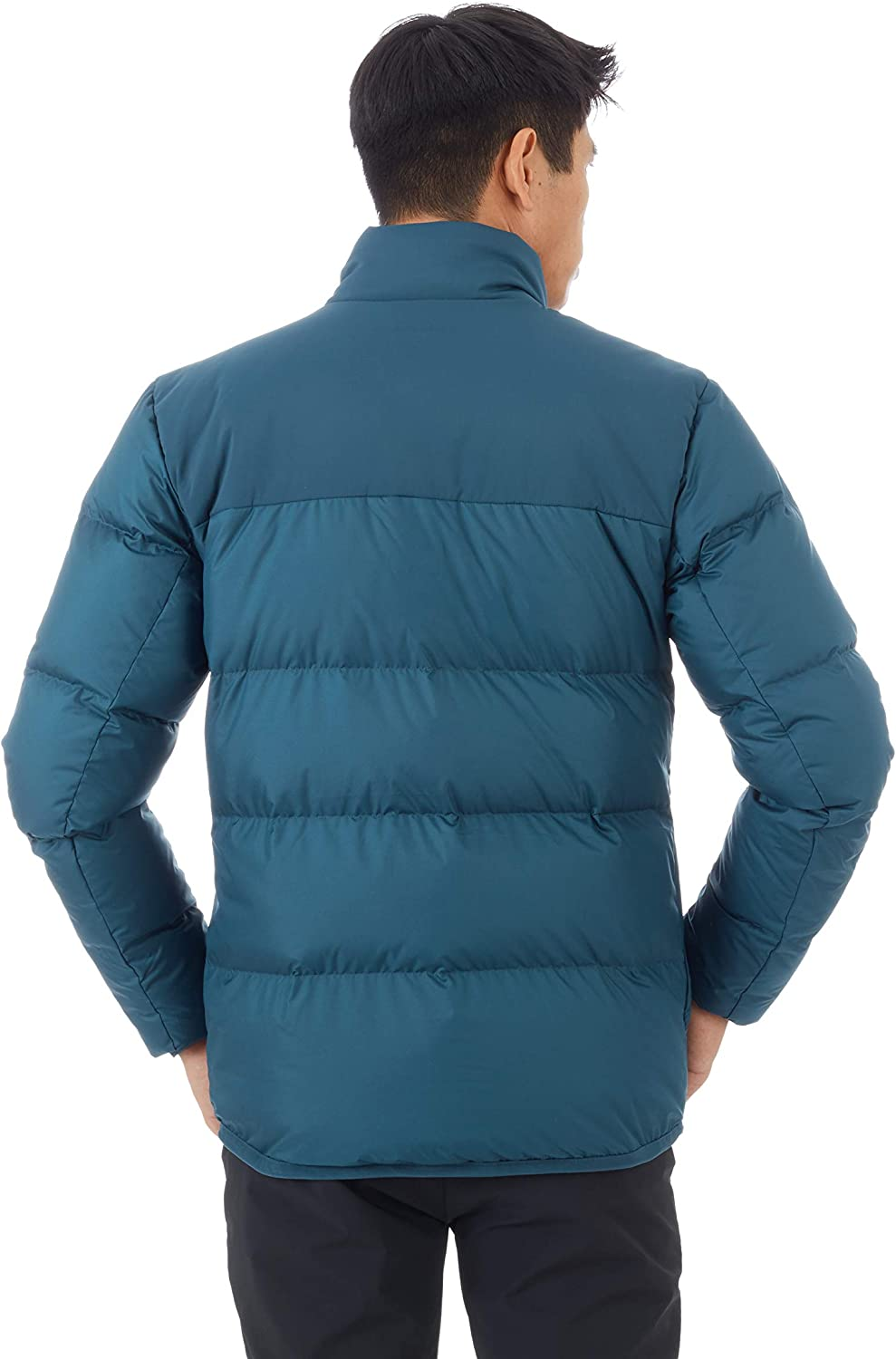 Mammoth men's whitehorn down jackets, Men, 1010-22200-5868-113 Wing Teal-sapphire