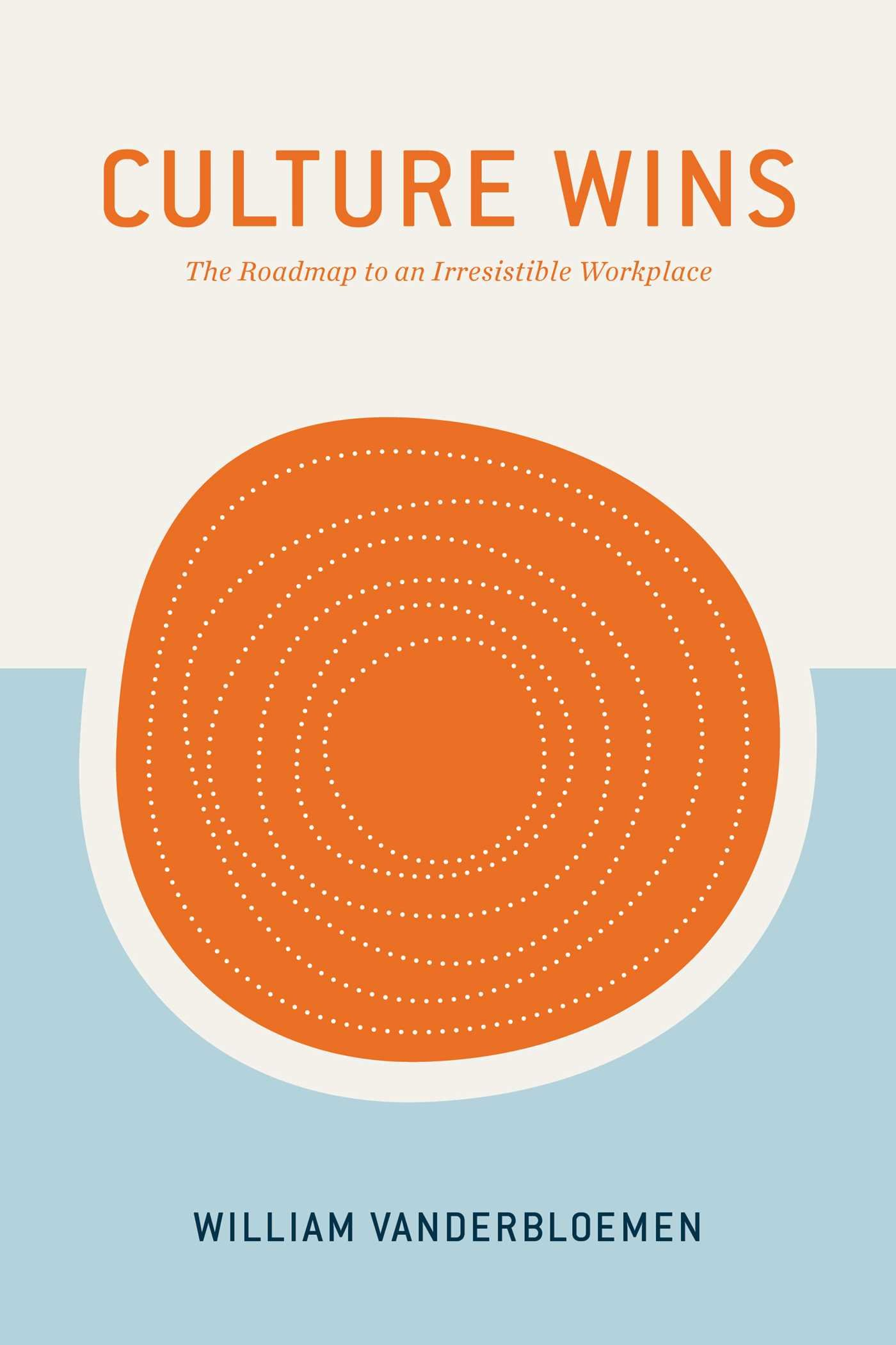 Culture Wins: The Roadmap to an Irresistible Workplace