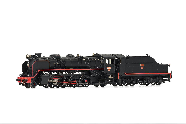 Electrotren – Lokomotive Mikado 141 F _ 2396 DC, Digital (Hornby e4164d)
