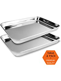 Amazon Com Toaster Oven Cookware Home Amp Kitchen