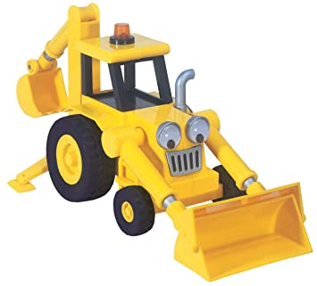 Bob the builder scoop friction powered vehicle amazon toys bob the builder scoop friction powered vehicle sciox Images