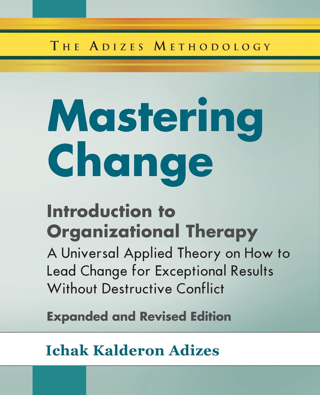 Mastering Change   Introduction To Organizational Therapy