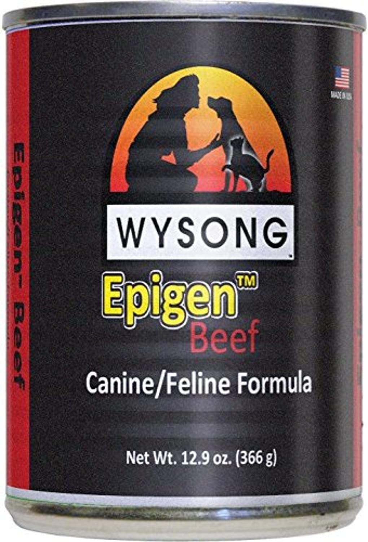 Wysong Epigen Beef Canine/Feline Canned Formula Dog/Cat/Ferret Food