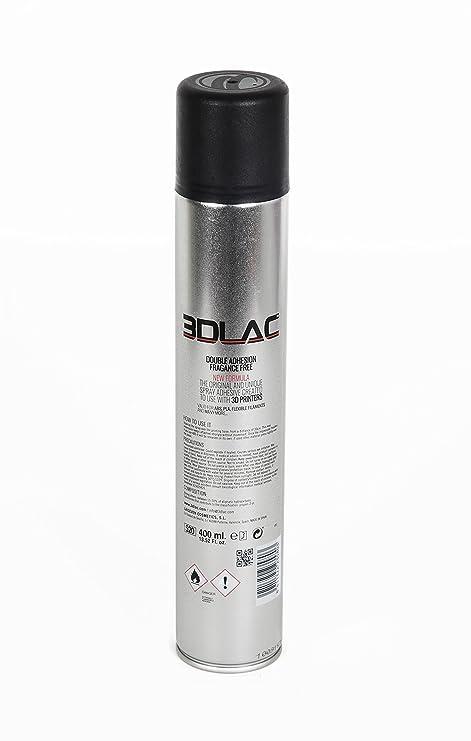 3DLAC - Adhesivo para Impresion 3D en Spray