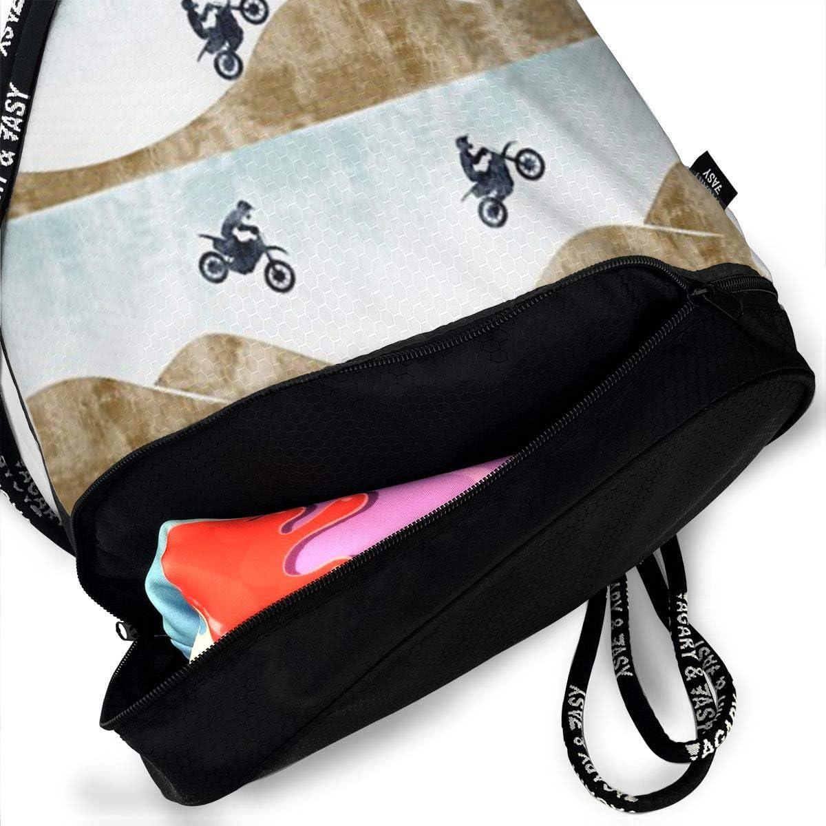 HUOPR5Q French Bulldog Drawstring Backpack Sport Gym Sack Shoulder Bulk Bag Dance Bag for School Travel