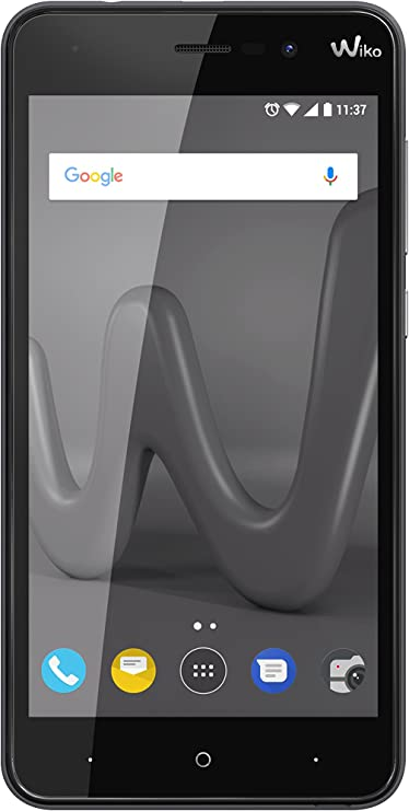 Wiko Lenny4 SIM Doble 16GB Negro: Amazon.es: Electrónica