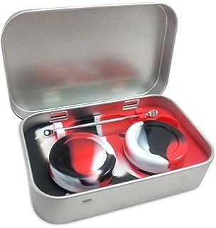 roilbee nueva todo en uno cera DAB antiadherente recipiente de silicona con Mini herramienta de dabbing... Perfecto para…