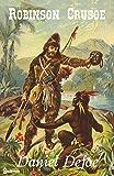Robinson Crusoe (Annotated) (English Edition)