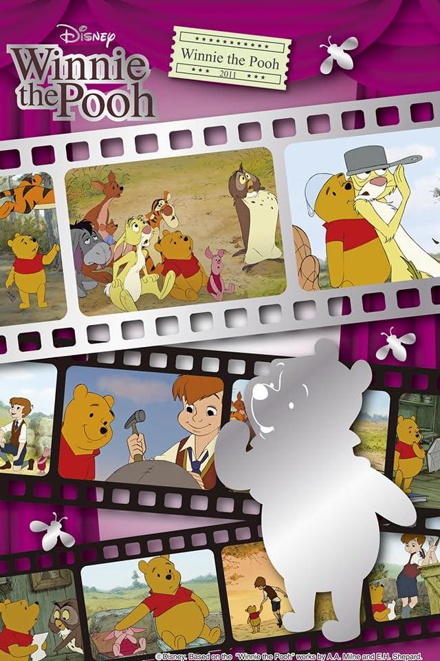 ディズニー プーさん・フィルム iPhone(640×960)壁紙画像