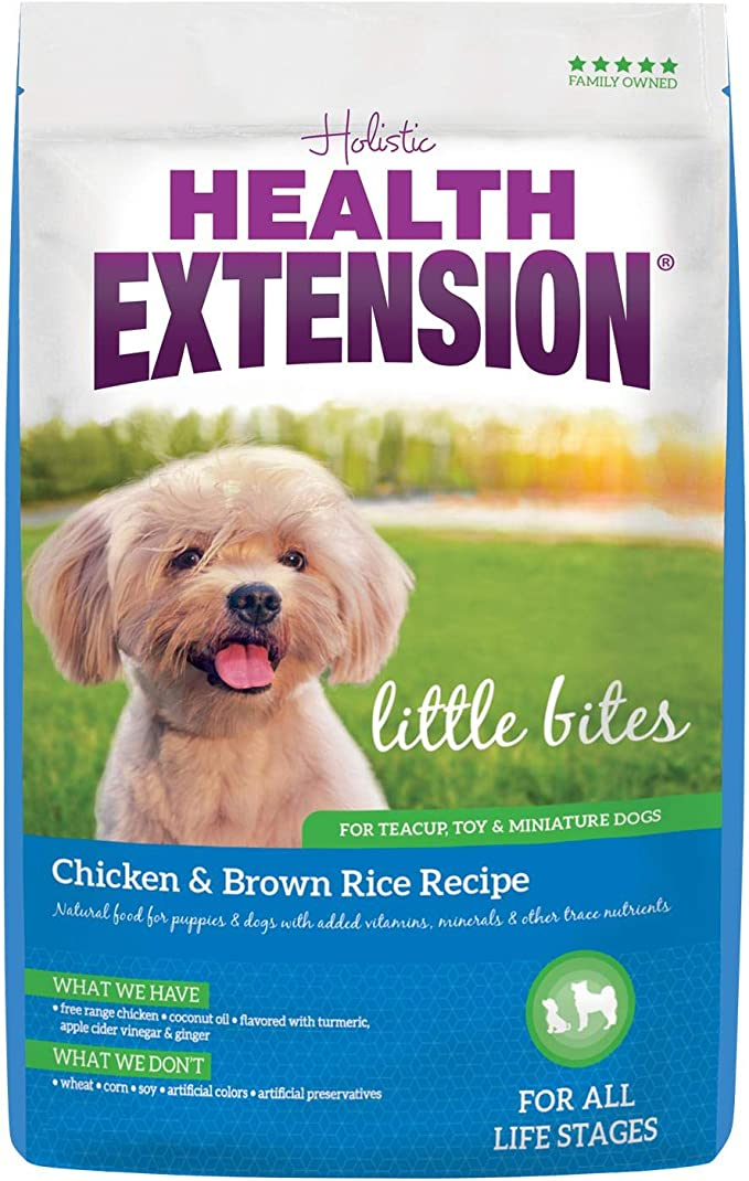 Amazon Com Health Extension Little Bites Chicken Brown Rice