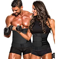 DUROFIT Taille Trainer Cincher Trimmer Shaper Neopreen Afslanken Zweet Vetbrander Riem voor Vrouwen Hot Body Shaper voor…