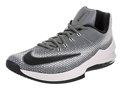 Nike Men s Air Max Infuriate Low Basketball Shoes (852457-002) Grey ... 9eb923efc4d
