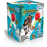 The Original Stomp Rocket Ultra Rocket Party Pack, 30 Rocket Combo - Great Outdoor Rocket Toy Gift for Boys and Girls Ages 6