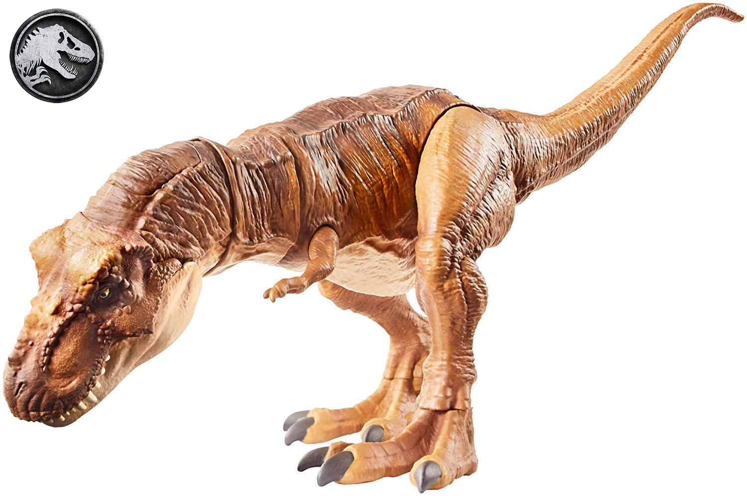Jurassic World Legacy Collection Extreme Chompin' Tyrannosaurus Rex by Mattel