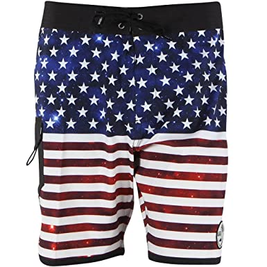 e03196c4ae Image Unavailable. Image not available for. Color: Vans Men Mixed Scallop  Boardshorts ...