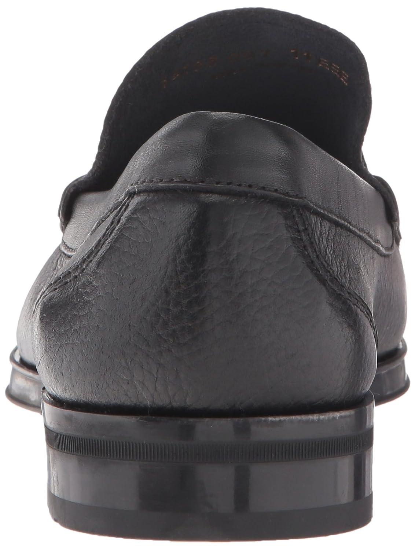 Black Milled 11 3E US Florsheim Mens Westbrooke Penny Loafer