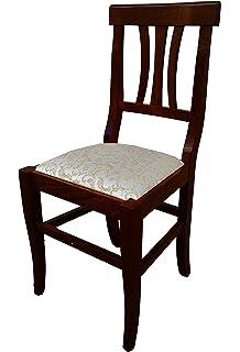 Sedie In Legno Arte Povera.Sedam Srl Sedia Arte Povera Qualita Top Diverse Sedute E