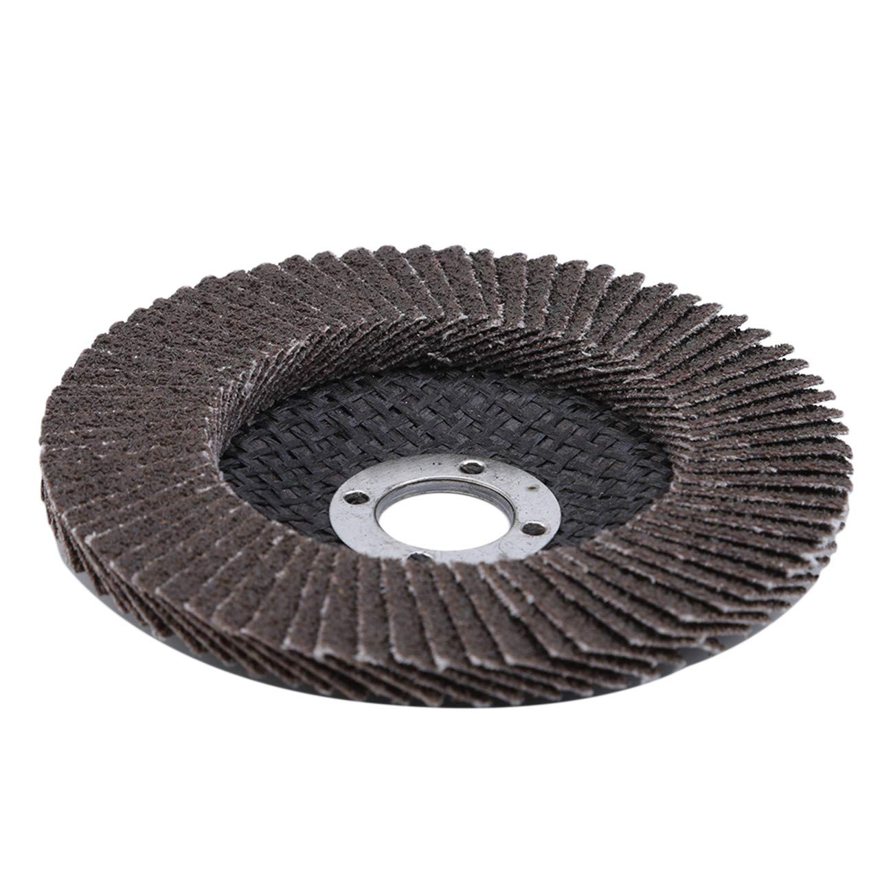 ZALING 1 Piece Practical 100mm Sand Paper Rounds Set Sanding Wheels Polishing Grinding Wheels