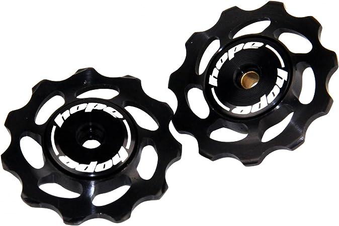 MTB Road Bike Derailleur Jockey Wheel Solid Pulley Shimano 11T Purple