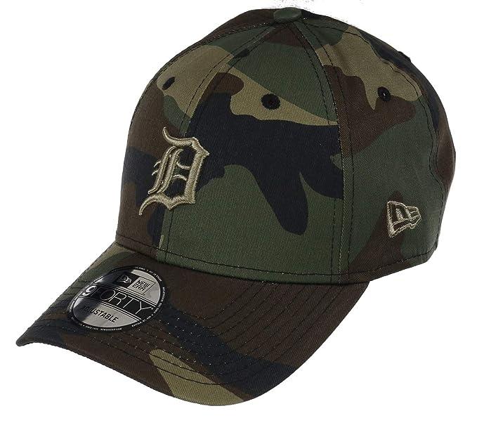 c8e8eceb7 New Era Detroit Tigers 9forty Adjustable Cap Camo Essential