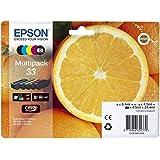 Epson C13T33374011 Inchiostro, Multicolore