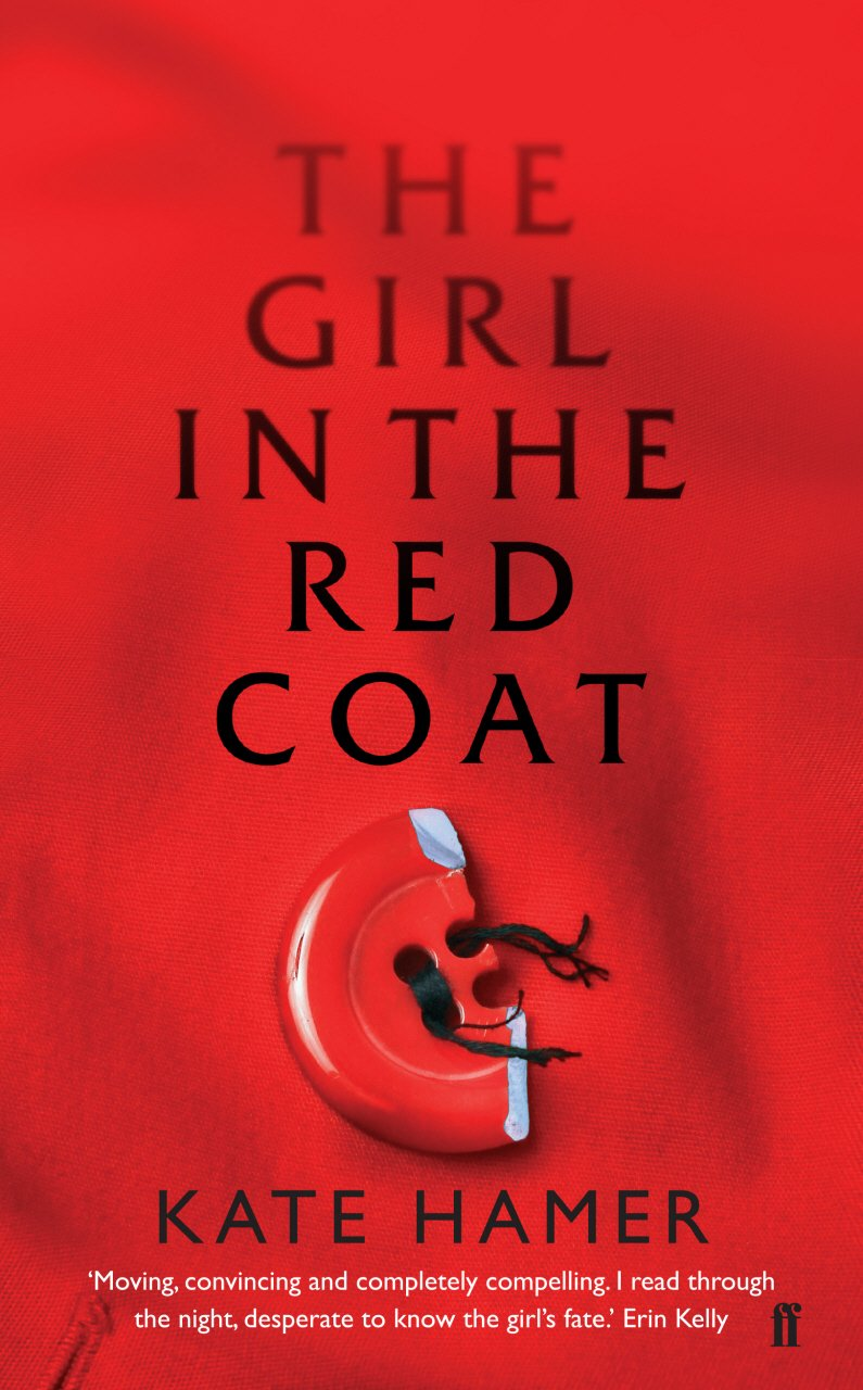 The Girl in the Red Coat: Kate Hamer: 9780571313242: Amazon.com: Books
