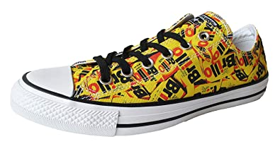 96f7d2fdb70f82 Image Unavailable. Image not available for. Color  Converse Chuck Taylor  All Star Andy Warhol Brillo Low Top size 6.5