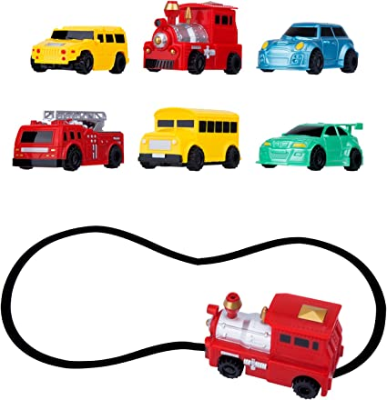 Random One Magic Pen Inductive Car Following Black Line Kids Toys Gift