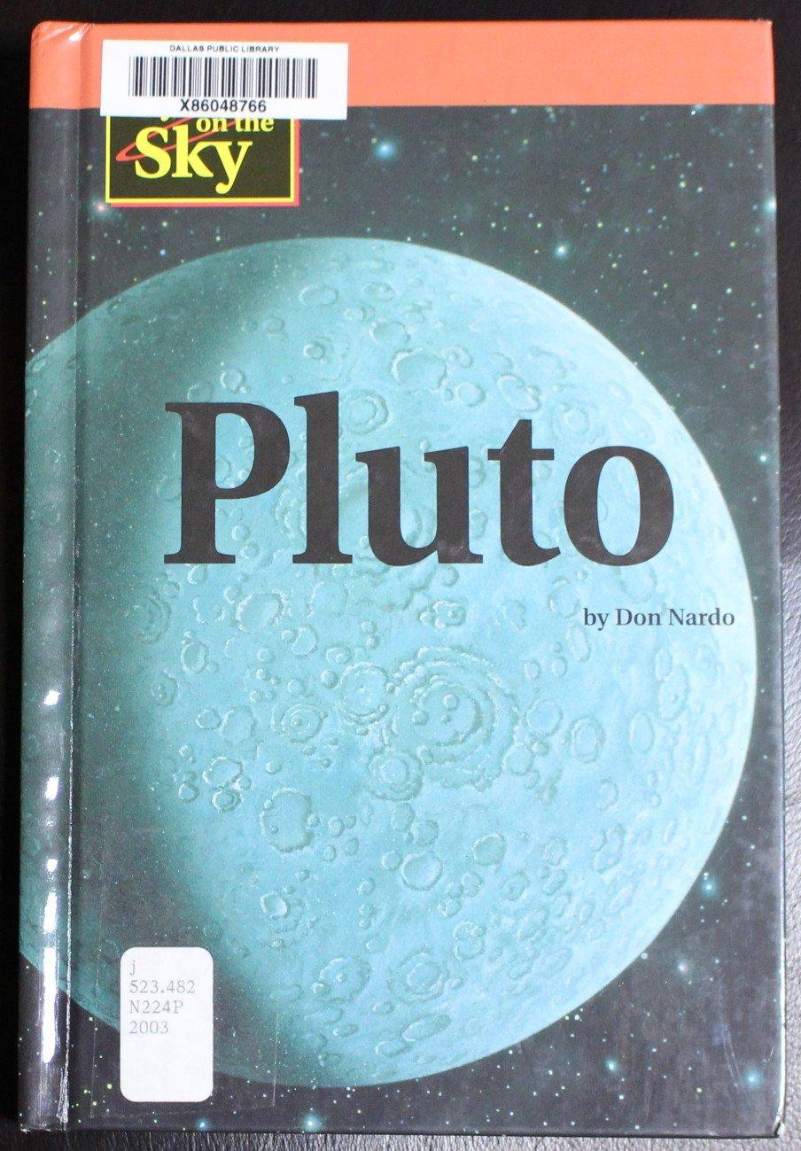 Eyes on the Sky - Pluto ebook