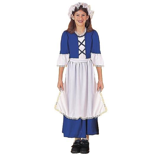 Amazon.com Forum Novelties Colonial Girl Costume Childu0027s Small Toys u0026 Games  sc 1 st  Amazon.com & Amazon.com: Forum Novelties Colonial Girl Costume Childu0027s Small ...