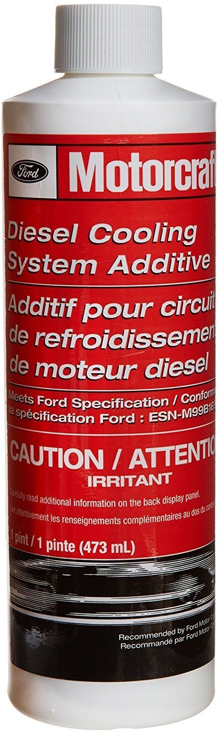 Ford Genuine Fluid VC-8 Diesel Cooling System Additive - 16 oz. 2 PACK