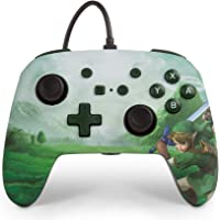 Enhanced Wired Controller for Nintendo Switch - Link Hyrule - Nintendo Switch