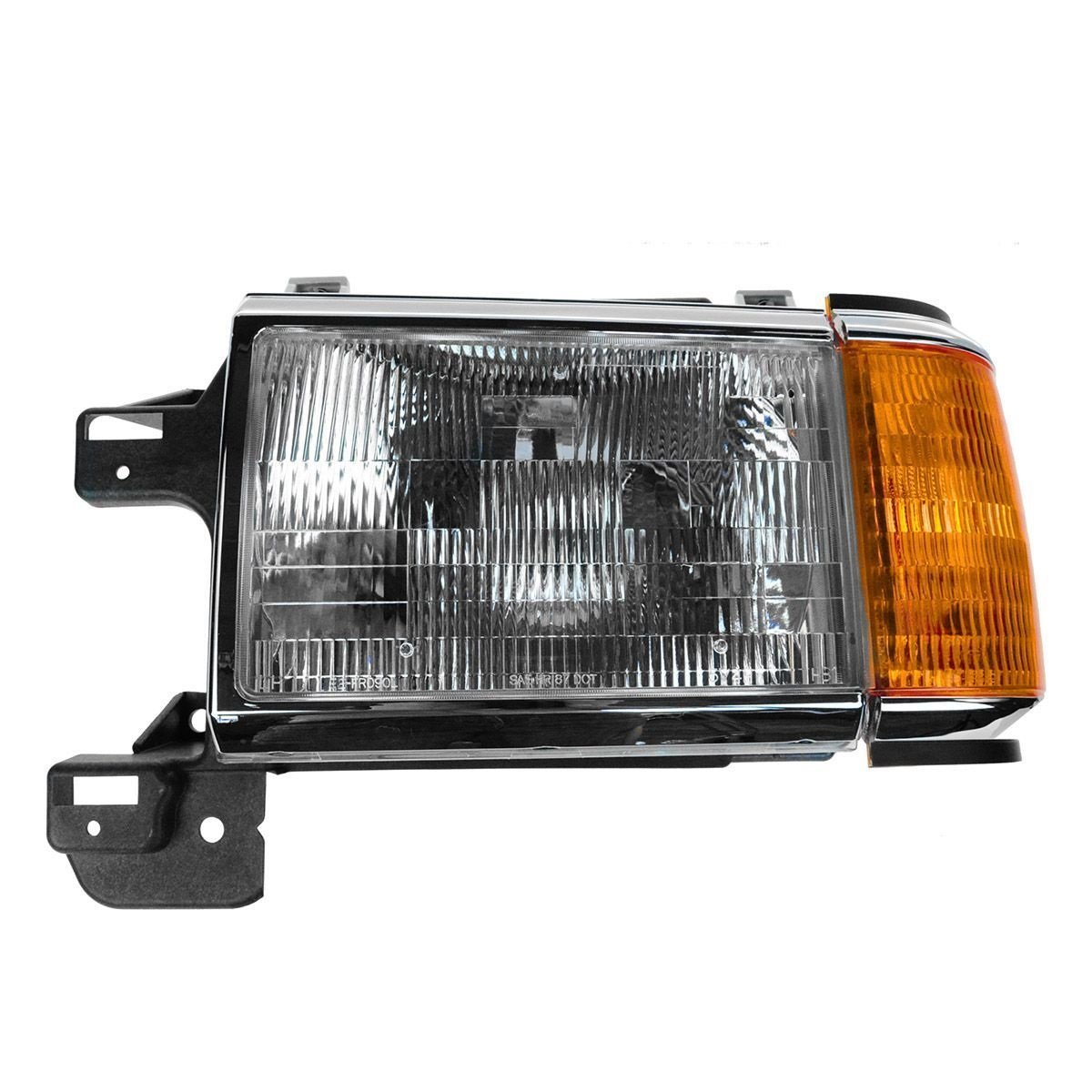 Fleetwood Bounder 1997-1999 RV Motorhome Pair (Left & Right) Replacement Front Headlights & Signal Lights by BuyRVlights (Image #2)